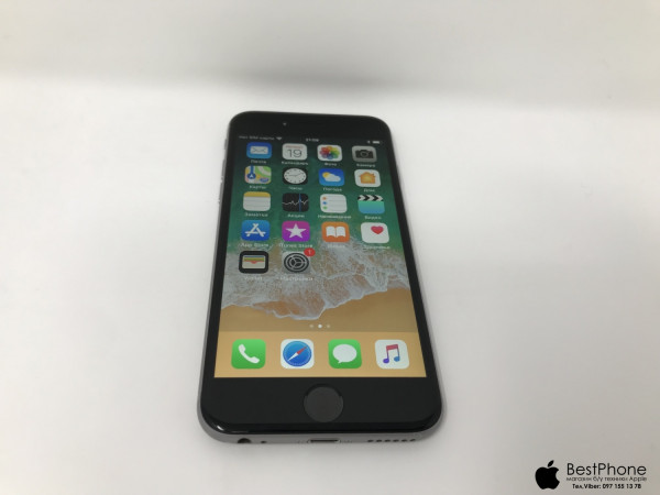 Купить б/у  Apple iPhone 6 16gb Space Gray #1