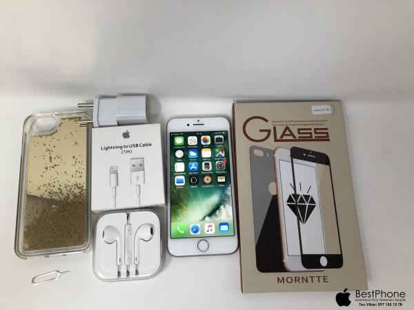 Купить б/у  Apple iPhone 8 64Gb Silver Супер!