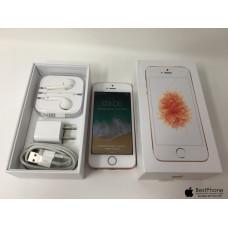 Apple iPhone SE 32Gb Rose Gold полный комплект!